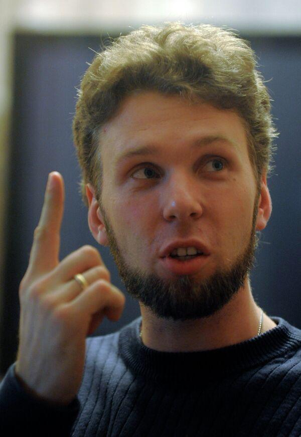 Врач-кардиолог Иван Хренов