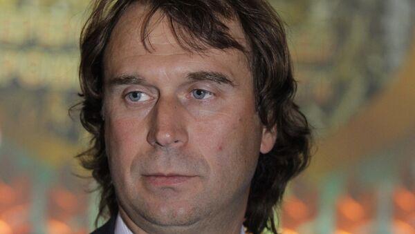 Сергей Лисовский. Архивное фото