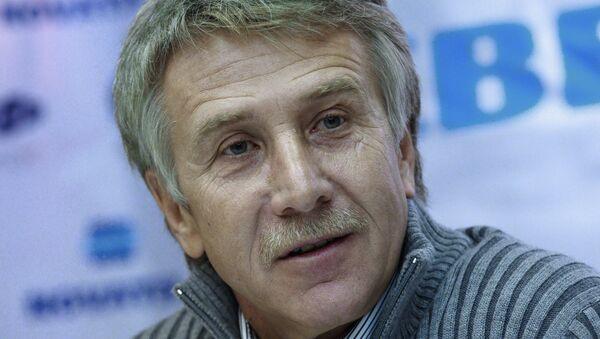 Председатель правления ОАО НОВАТЭК Леонид Михельсон. Архив