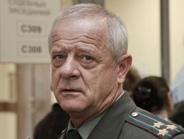 Бывший офицер Генштаба Вооруженных сил РФ полковник Владимир Квачков