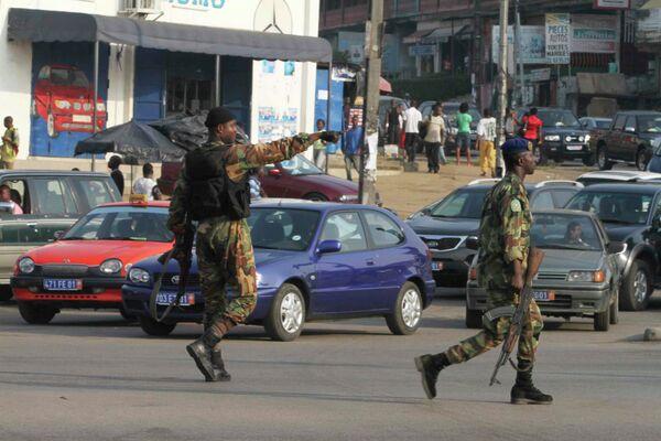 Ситуация в Кот-д'Ивуар