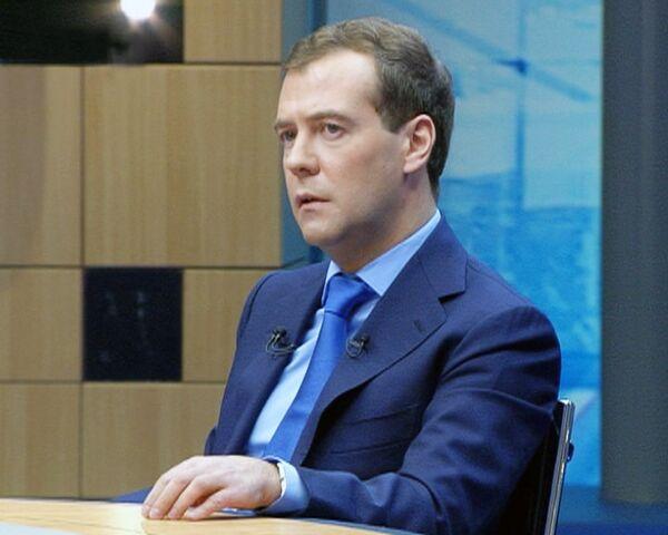 Медведев: Лужкову нужно было заниматься Москвой, а не личным пиаром