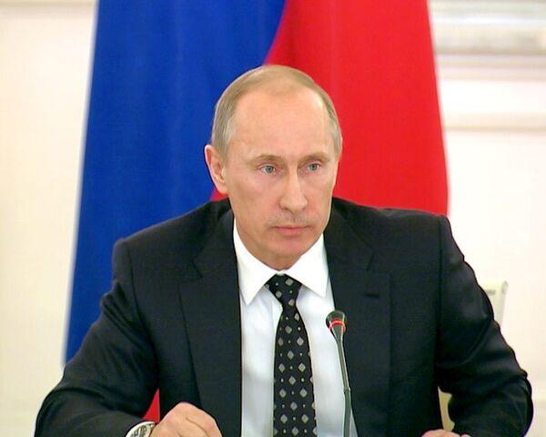 Путин раскритиковал работу российских судов присяжных