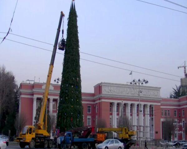 Не все жители Таджикистана собираются отмечать Новый год 31 декабря