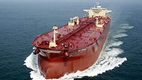 Российский танкер NS Africa. Архив