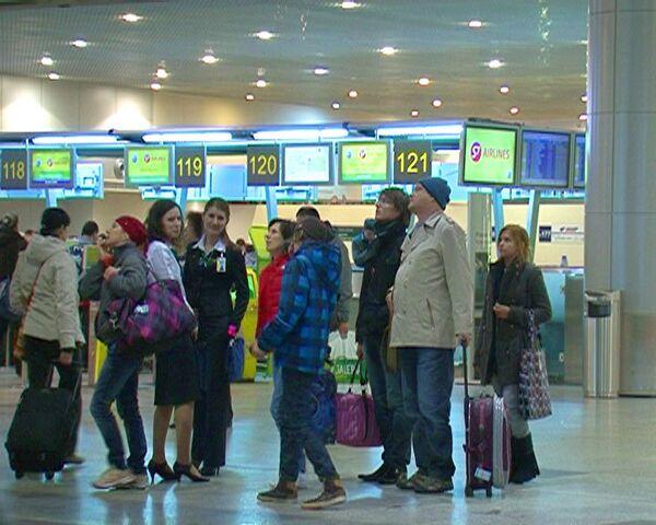 Пассажиры сгоревшего в Сургуте Ту-154  прилетели в Москву