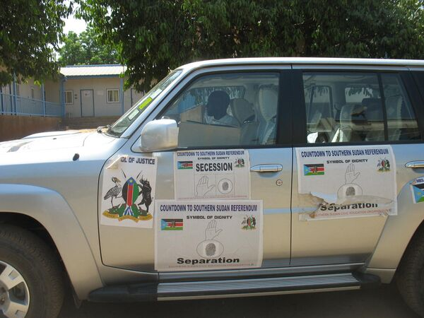 Подготовка к референдуму в Южном Судане