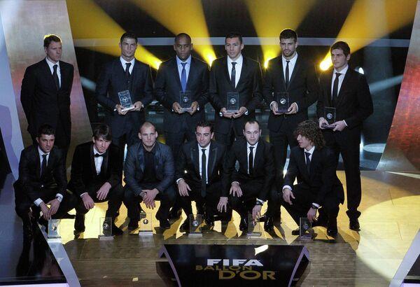 Лучшая команда 2010 года