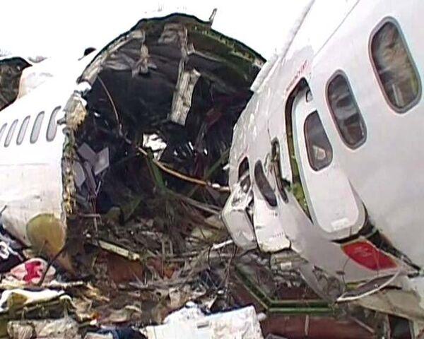 Очевидец крушения Boeing-727 рассказал, что произошло на его глазах