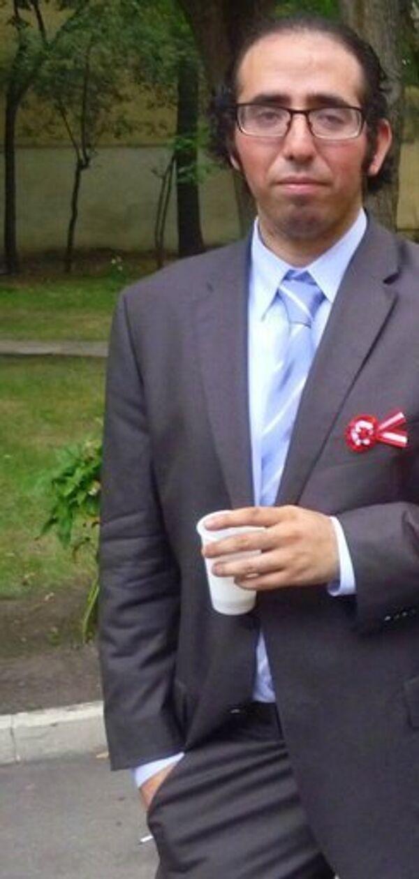 Серхио Дель Кастильо, сотрудник Посольства Республики Перу в Москве