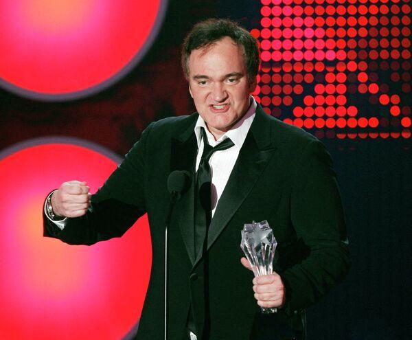 Тарантино получил приз кинокритиков за синтез кино и музыки