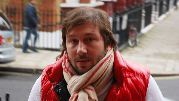 Евгений Чичваркин. Архивное фото