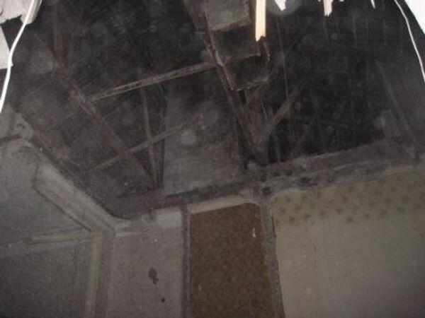 Обрушение жилого дома в Ярославле