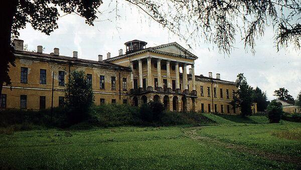 Ропшинский дворец. 1974 г.
