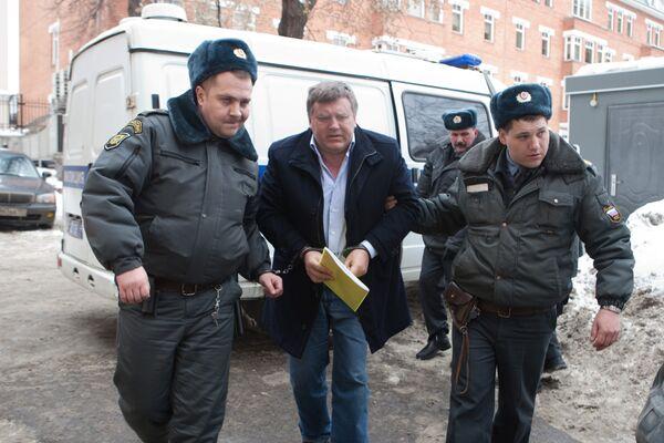 Арест главного бенефициара группы Энергомаш Александра Степанова