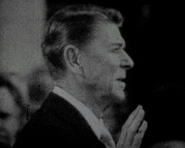 Рональд Рейган: от киноактера до президента