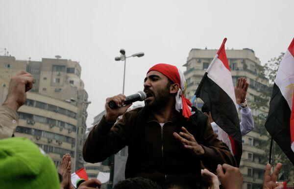 Акция оппозиции в Египте. Архив