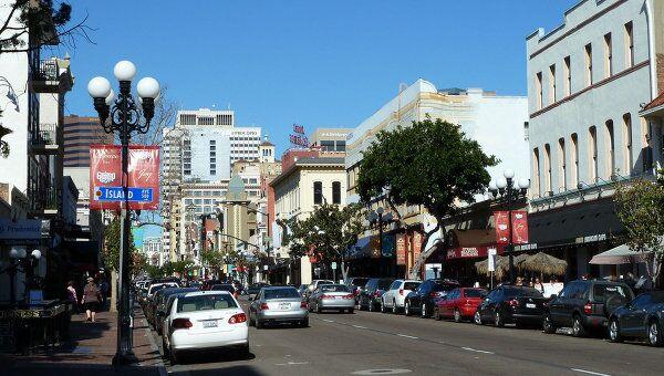 Сан-Диего. Архивное фото