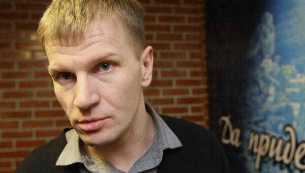 Глава некоммерческого фонда Новосибирск против наркотиков Альберт Сажин