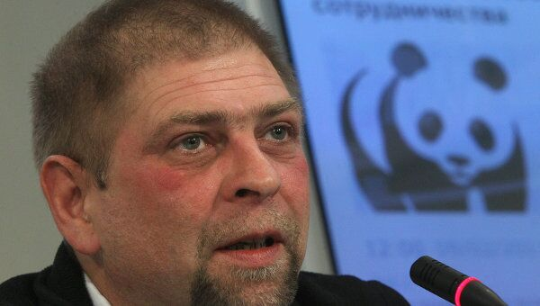 Директор Российского отделения Всемирного фонда дикой природы (WWF) Игорь Честин. Архив