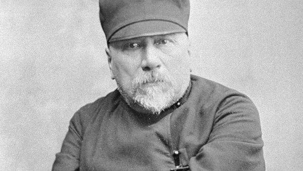 Русский писатель Николай Лесков