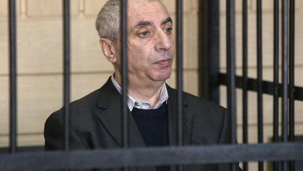 Продление срока содержания под стражей вице-мэра Новосибирска Александра Солодкина. Архивное фото