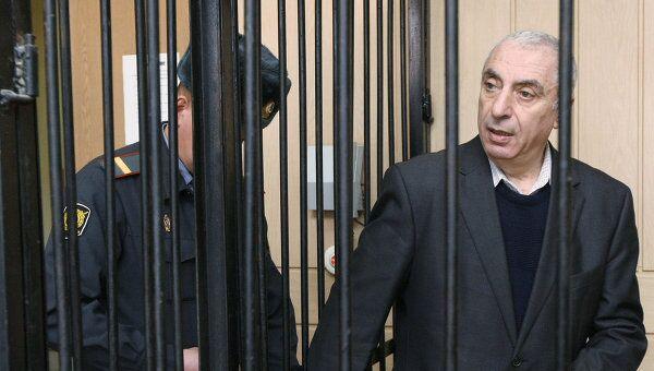 Продление срока содержания под стражей вице-мэра Новосибирска Александра Солодкина, архивное фото