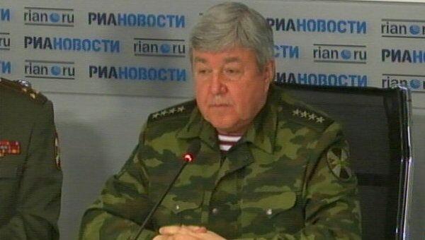 Главком ВВ МВД распорядился наградить солдат, пострадавших в Губдене