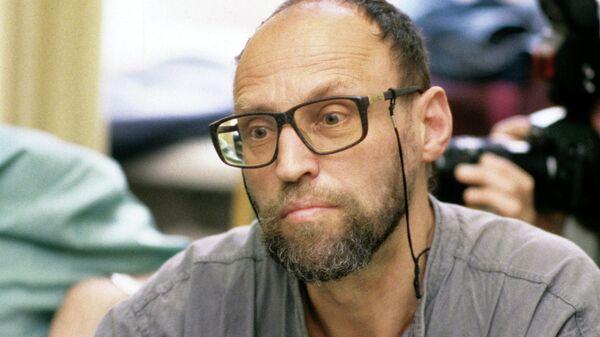 Писатель Дмитрий Пригов