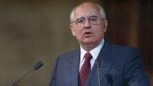 Реформы и нововведения в горбачевский период. Справка - РИА ...