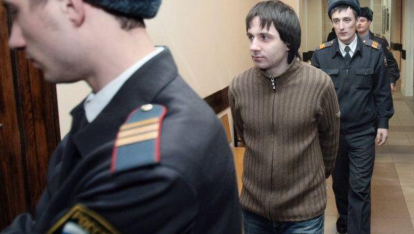 Арестованный по обвинению в хулиганстве член арт-группы Война Леонид Николаев