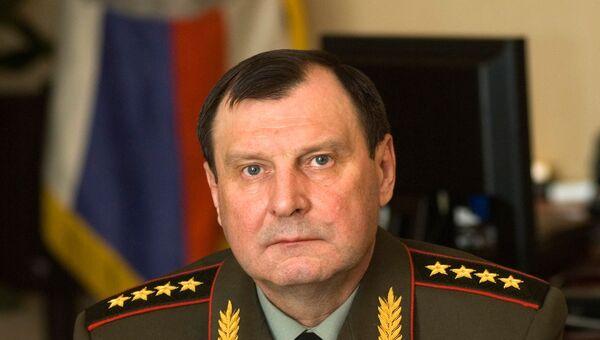 Заместитель министра обороны Российской Федерации генерал армии Дмитрий Булгаков. Архивное фото