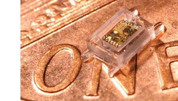 Исследователи из США создали компьютер объемом в кубический миллиметр