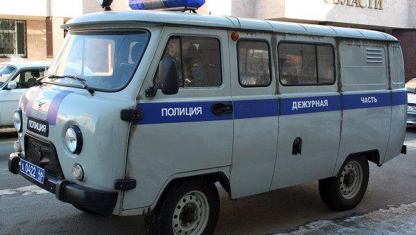 Надпись милиция на служебных автомобилях поменяли на полиция