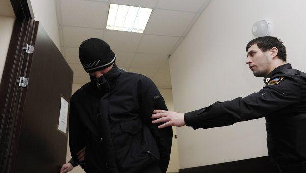 Арест бывшего лейтенанта МЧС Юрия Жидкова, подозреваемого в убийстве экс-участника телепроекта Дом-2 Андрея Кадетова