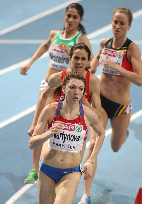 Екатерина Мартынова