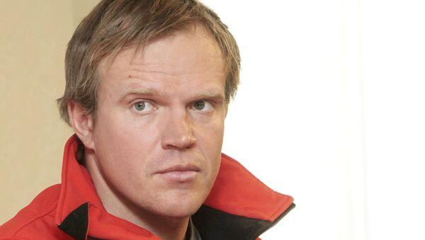 Главный тренер сборной России по сноуборду Денис Тихомиров, архивное фото