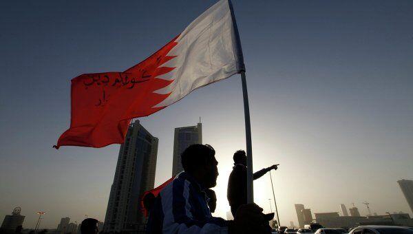 Протесты в Бахрейне
