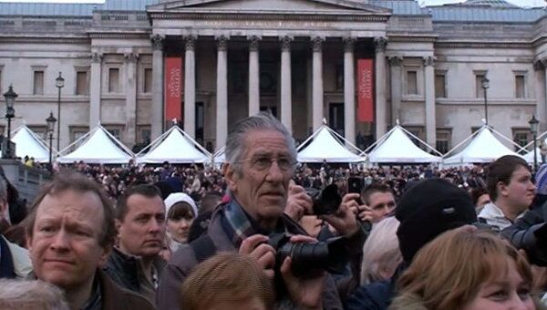 Десятки тысяч лондонцев праздновали русскую Масленицу в Великобритании