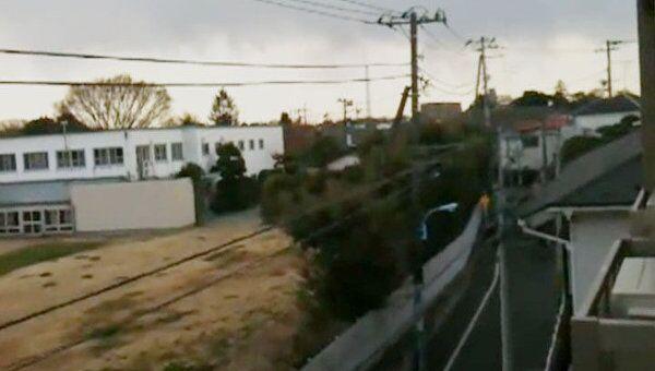 Землетрясение магнитудой 8,9 баллов произошло в Японии