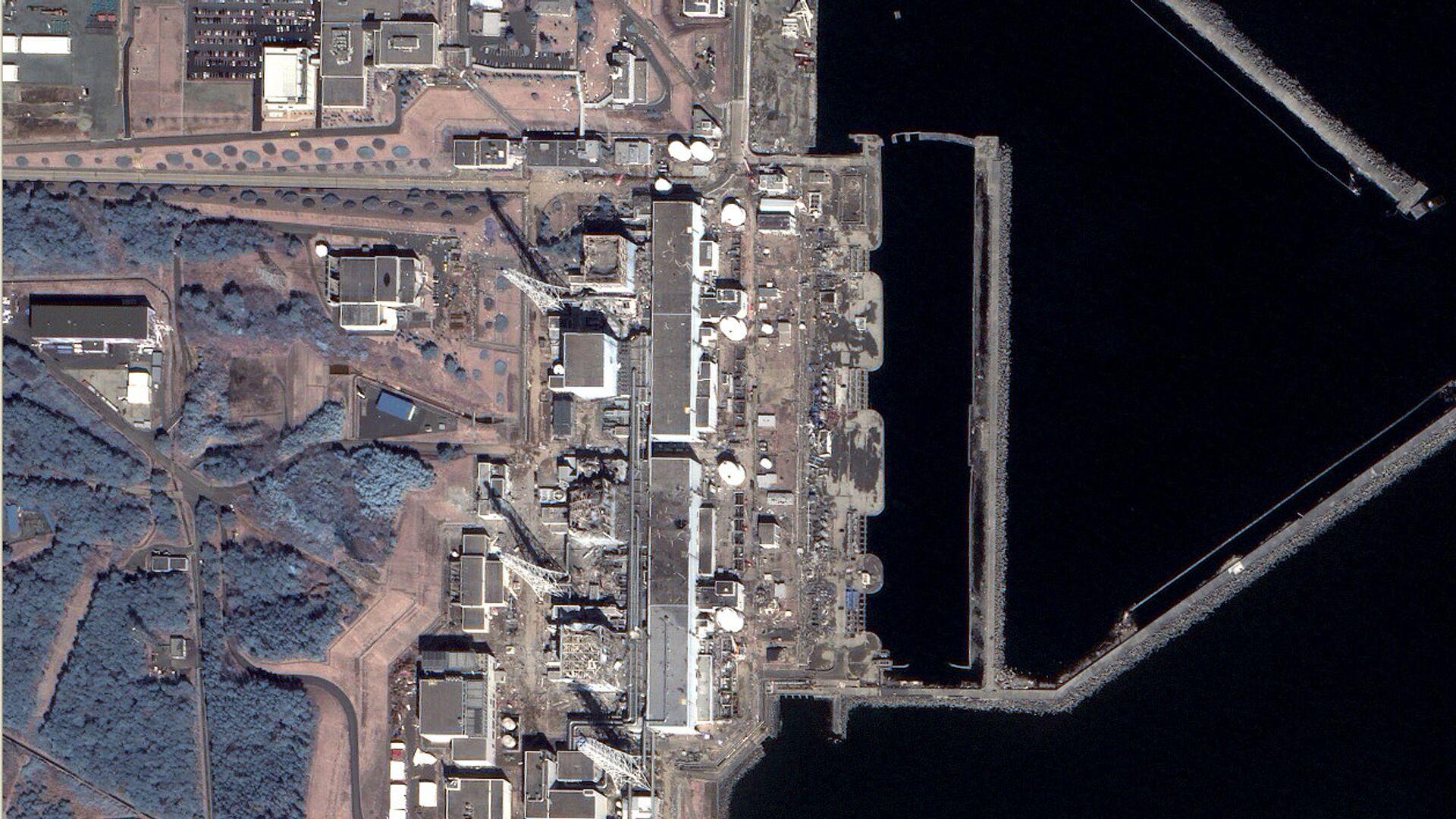 АЭС Фукусима-1, 17 марта 2011 - РИА Новости, 1920, 12.03.2020