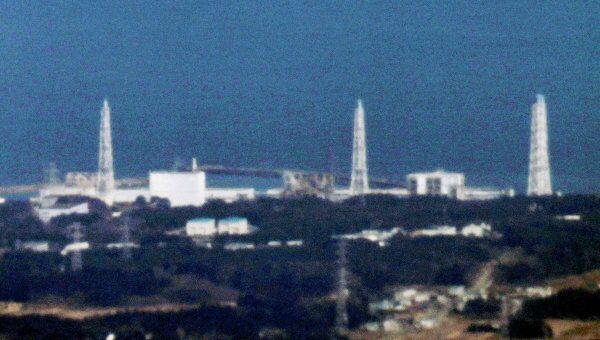 Разрушения на АЭС Фукусима в Японии, 18 марта 2011