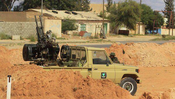 Ливийская военная техника