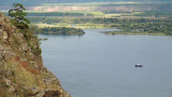 Река Ангара. Архивное фото