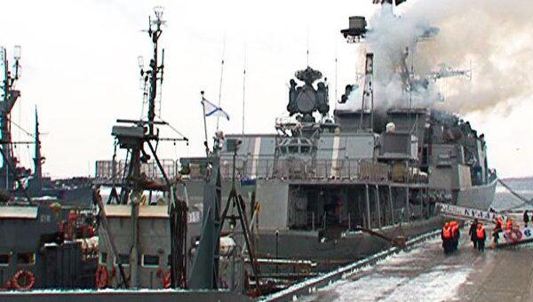 Вице-адмирал Кулаков уничтожил вражескую подлодку в Баренцевом море