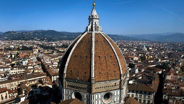 Флоренция. Архив