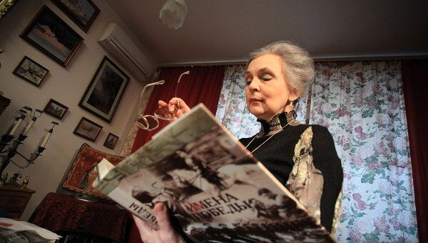 Наталья Малиновская, дочь легендарного маршала Малиновского
