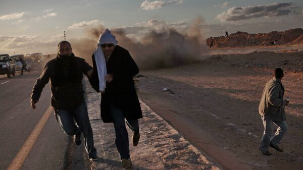 Ситуация в Ливии. Архив