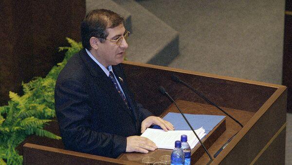 Председатель экономического комитета СФ РФ Оганес Оганян