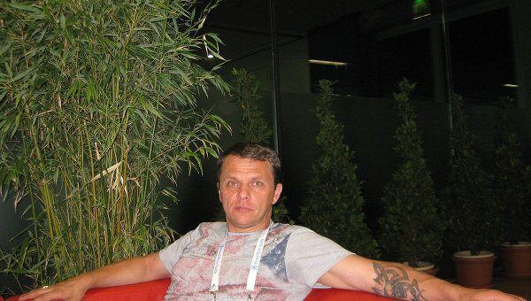 Член рабочей группы при Общественной палате РФ по реорганизации наркологии в России, практикующий  специалист московского реабилитационного центра «Вершина»  Александр Савицкий.